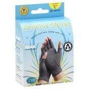 IMAK Gloves, Arthritis, Unisex Size: L