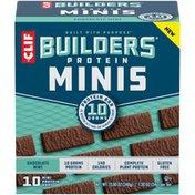 CLIF BAR Protein Minis Chocolate Mint Mini Protein Bars