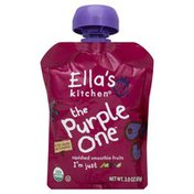 Ella's Kitchen Smoothie Fruits, Squished, The Purple One, Over 6 Months