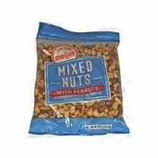 Meijer Mixed Nuts With Peanuts