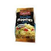 Gefen Medium Gluten Free Instant Brown Rice Noodles