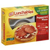 Lunchables Lunch Combinations, Pepperoni Pizza
