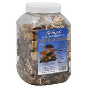 Roland Mushrooms, Wild, Mixed Dried
