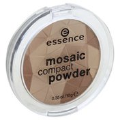 Essence Compact Powder, Mosaic, Sunkissed Beauty 01