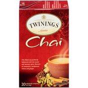 Twinings Chai Black Tea Bags