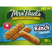 Mrs. Paul's Fish Sticks, Ranch, XL