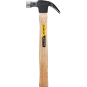 Stanley Hammer, Curve Claw, 13 Ounce