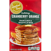 Limited Time Originals Holiday Spice Pancake Mix