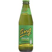 Ting Flavored Beverage, Sparkling Grapefruit