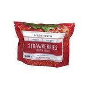 Made With Organic Strawberries Fruit