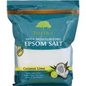 Tree Hut Epsom Salt, Shea Moisturizing, Coconut Lime