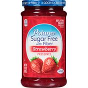 Polaner Sugar Free with Fiber Strawberry Preserves