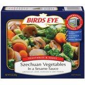 Birds Eye In Sesame Sauce Szechuan Vegetables