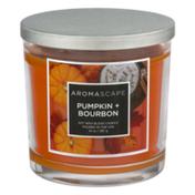 Aromascape Candle Pumpkin + Bourbon