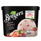 Breyers Ice Cream Natural Strawberry