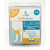 ZenPet OrthoWraps Elbow Wrap for Dogs - XS