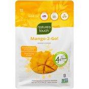 Natures Touch Mango-2-Go! Mango Chunks Nature's Touch Mango-2-Go! Mango Chunks Frozen Fruit