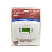 Honeywell White 7 Day Programmable Thermostat