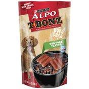 Purina Made in USA Facilities Small Breed Dog Treats, TBonz BBQ Pork Flavor