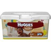 Huggies Soft Skin Soft Skin Shea Butter Baby Wipes