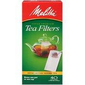 Melitta Super Premium Tea Filters