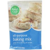 Food Club All-Purpose Baking Mix