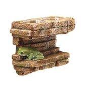 Zilla Vertical Rock Feeding Ledge for Reptile