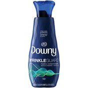 Downy Wrinkleguard Liquid Fabric Softener And Conditioner, Fresh
