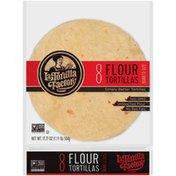 La Tortilla Factory Burrito Size Flour Tortillas