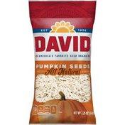 DAVID Seeds Original Pumpkin Seeds