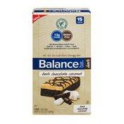 Balance Bar Dark Chocolate Coconut - 15 CT