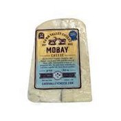 Carr Valley Cheese Morbier Mobay Sheep & Goat Milk Cheese