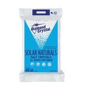 Diamond Crystal Solar Naturals Salt Crystals for Water Softeners