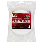 Detailers Choice Applicator Pads, Wax & Protectant