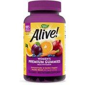 Nature's Way Alive!® Premium Women's Gummy Multivitamin