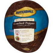 Butterball Naturally Roasted Cracked Pepper Butterball Naturally Roasted Cracked Pepper Turkey Breast