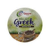 Gevina Greek Yogurt 2% Mocha Cafe