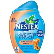 Nestea Iced Tea with Peach Liquid Water Enhancer