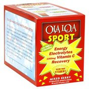 Ola Loa Hydrating Sports Drink, Mixed Berry