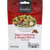Essential Everyday Salad Topper, Dried Cranberries & Glazed Walnuts