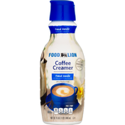 Food Lion Coffee Creamer, French Vanilla