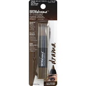 Maybelline Brow Drama By Eyestudio Pomade Crayon 225 Soft Brown