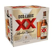 Dos Equis Ambar Mexican Lager Beer