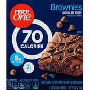 Fiber One Brownies, Chocolate Fudge