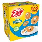Eggo Mini Frozen Pancakes, Easy Breakfast, Original