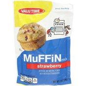 Valu Time Strawberry Muffin Mix