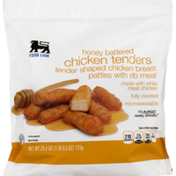 Food Lion Chicken Tenders, Honey Battered, Pouch