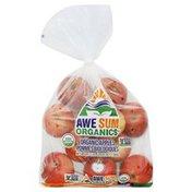 Awe Sum Organics Apples, Organic, Red Delicious