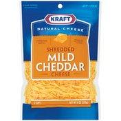 Kraft Cheddar Mild Shredded Cheese