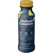 Chobani Complete Greek Yogurt Banana Cream Shake